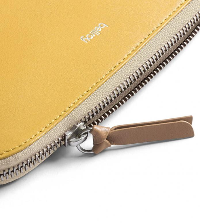 Bellroy Bellroy Clutch yellow lemon