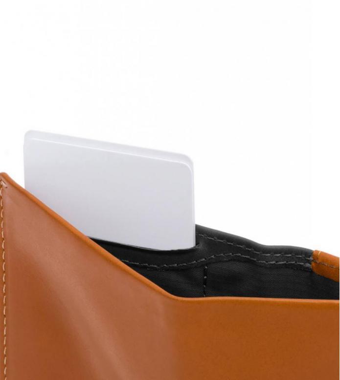 Bellroy Bellroy Wallet Note Sleeve II RFID brown caramel
