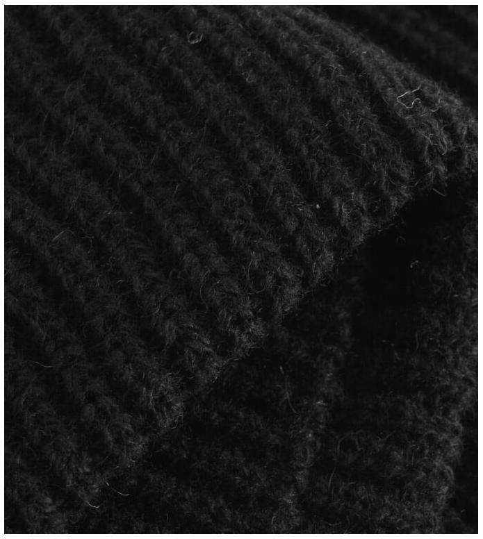 Wood Wood Wood Wood Headband Eda black