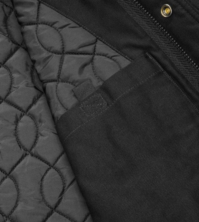 Carhartt WIP Carhartt WIP Winterjacket Clash Parka black