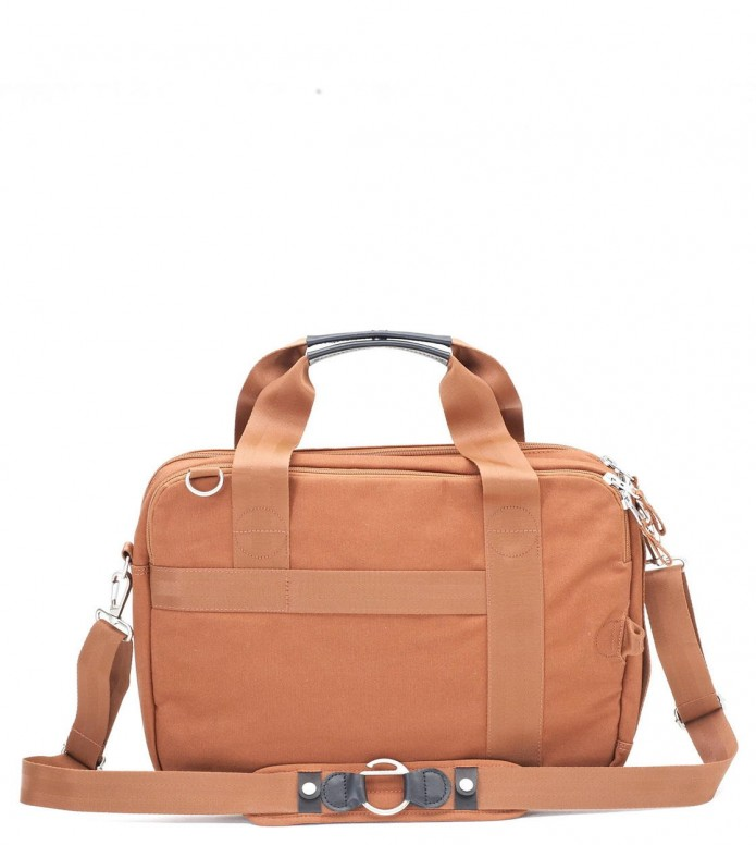 Qwstion Qwstion Bag Office organic rust