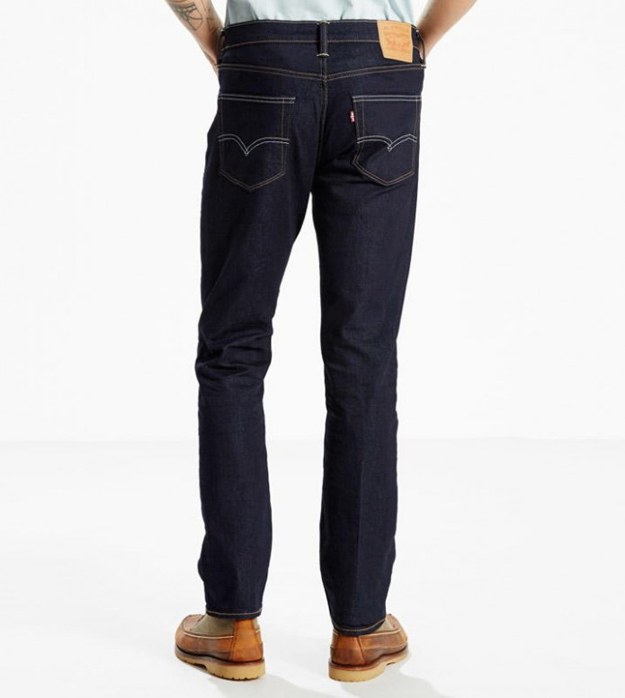Levis Levis Jeans 511 Slim Fit blue rock cod