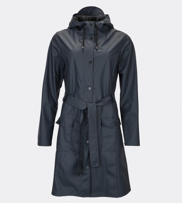 Rains Rains Rainjacket Curve blue