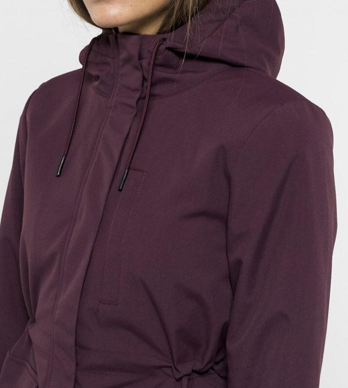 Selfhood Selfhood W Winterjacket 77100 purple