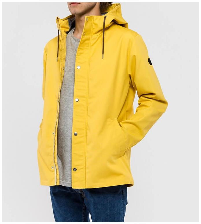 Revolution (RVLT) Revolution Jacket 7286 yellow