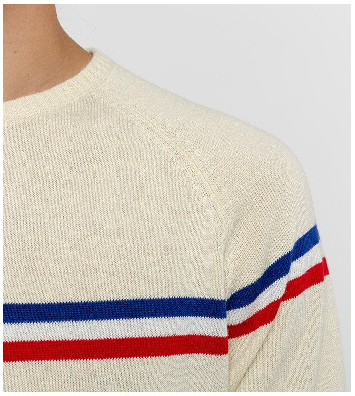 Revolution (RVLT) Revolution Knit Pullover 6501 beige offwhite