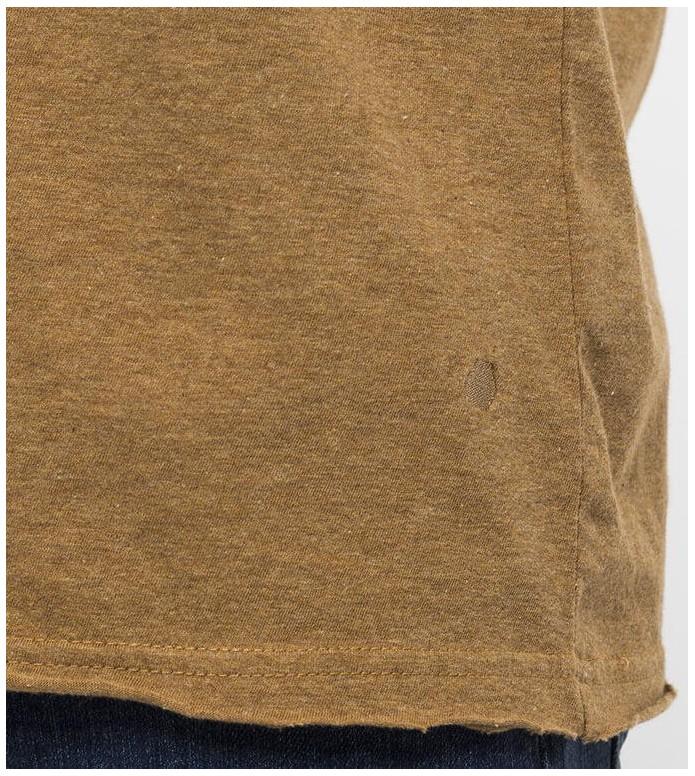 Revolution (RVLT) Revolution T-Shirt 1003 yellow melange