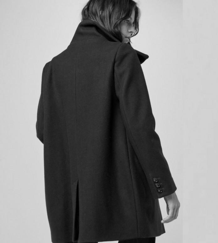 Sessun Sessun W Coat Chera black