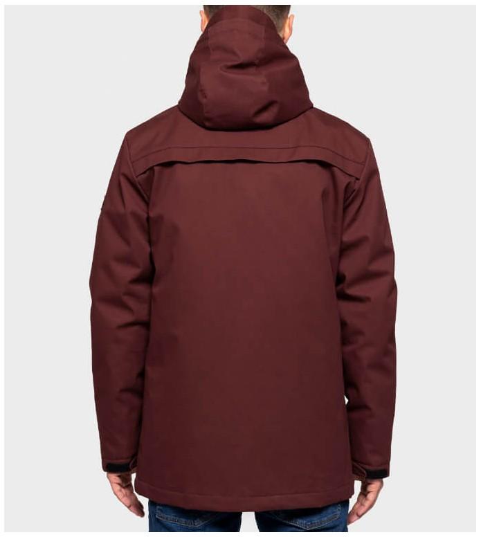 Revolution (RVLT) Revolution Winterjacket 7443 red bordeaux