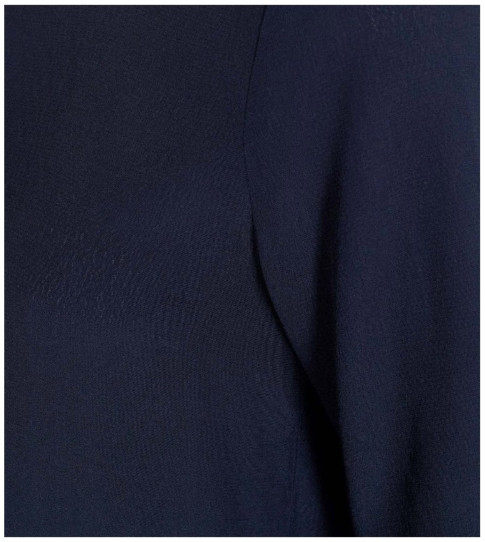 Minimum Minimum W Top Elvire blue navy blazer
