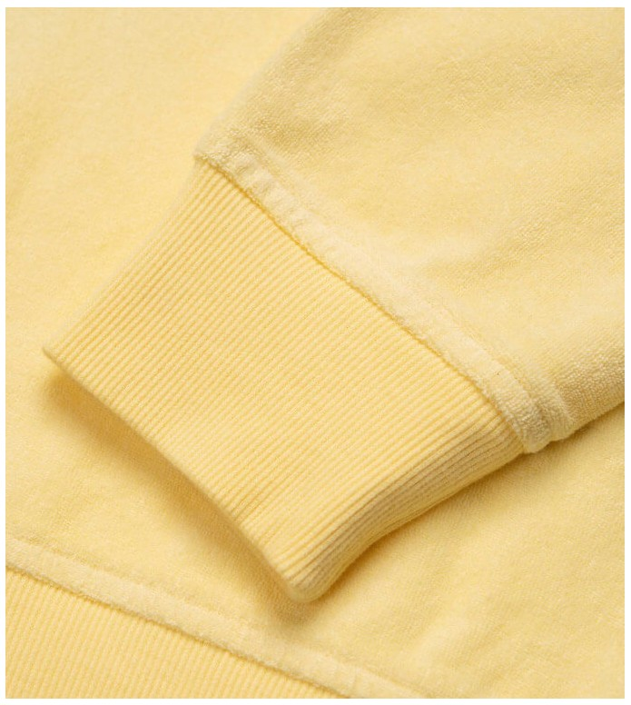 Carhartt WIP Carhartt WIP Sweater Terry yellow fresco/black