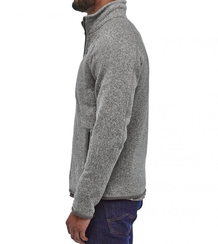 Patagonia Patagonia Jacket Better Sweater grey stonewash