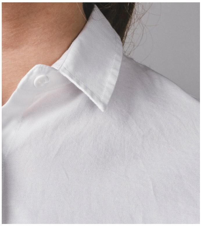 Klitmoller Collective Klitmoller W Shirt Julie white