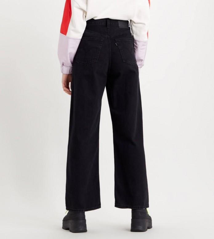 Levis Levis W Jeans High Loose black