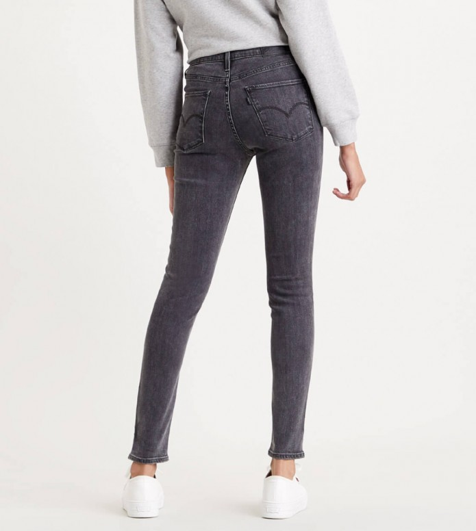 Levis Levis W Jeans 721 High Rise Skinny grey true grit