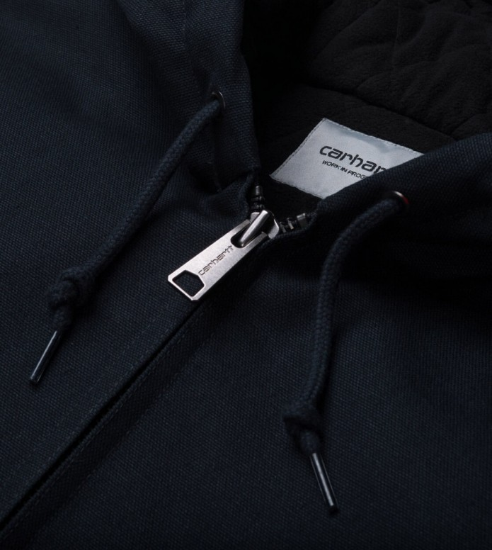Carhartt WIP Carhartt WIP Winterjacket Active blue navy rigid