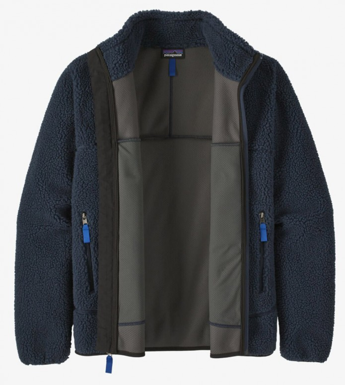 Patagonia Patagonia Jacket Classic Retro-X blue new navy