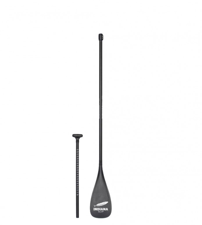Indiana SUP Indiana Paddle Carbon 81IN2 Telescope (2-piece) black