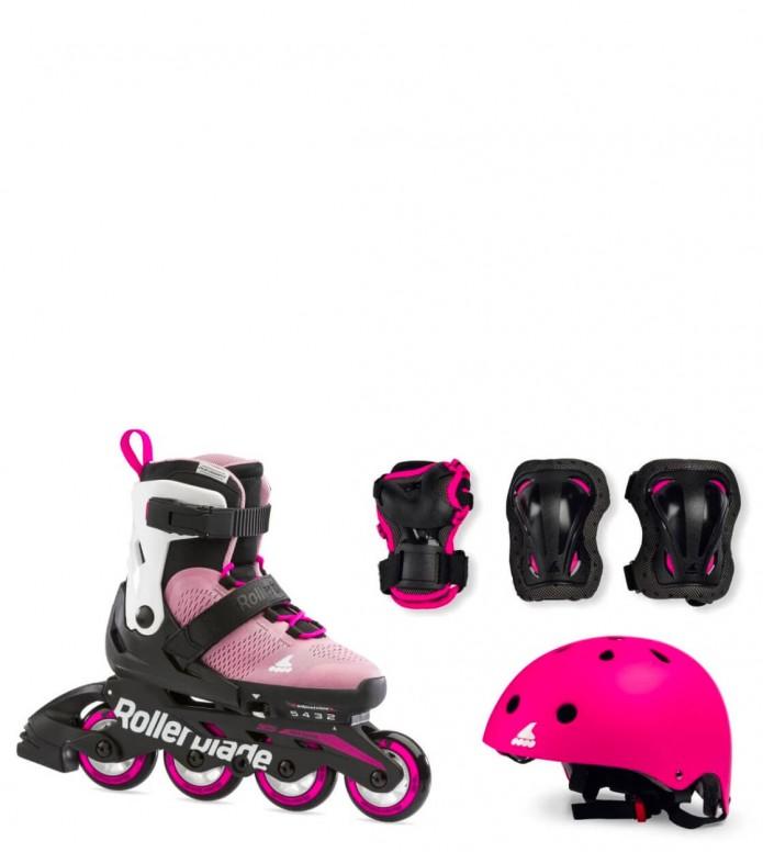 Rollerblade Rollerblade Kids Combo pink/white/black