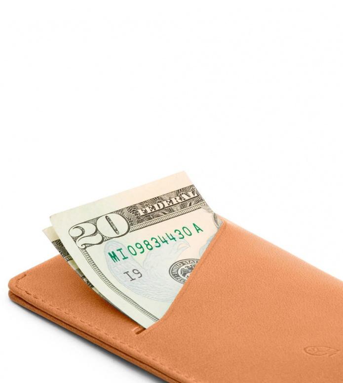 Bellroy Bellroy Wallet Card Sleeve brown tan