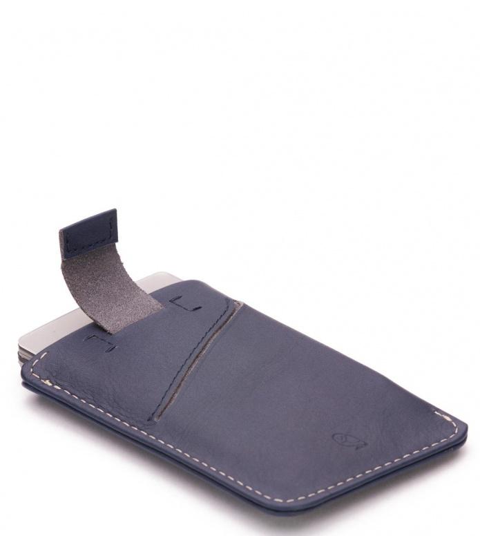 Bellroy Bellroy Wallet Card Sleeve blue steel