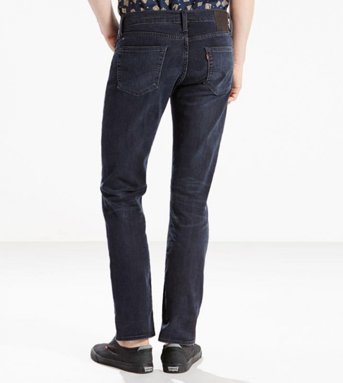 Levis Levis Jeans 511 Slim Fit blue headed south
