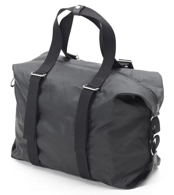 Qwstion Qwstion Bag Simple Holdall organic jet black