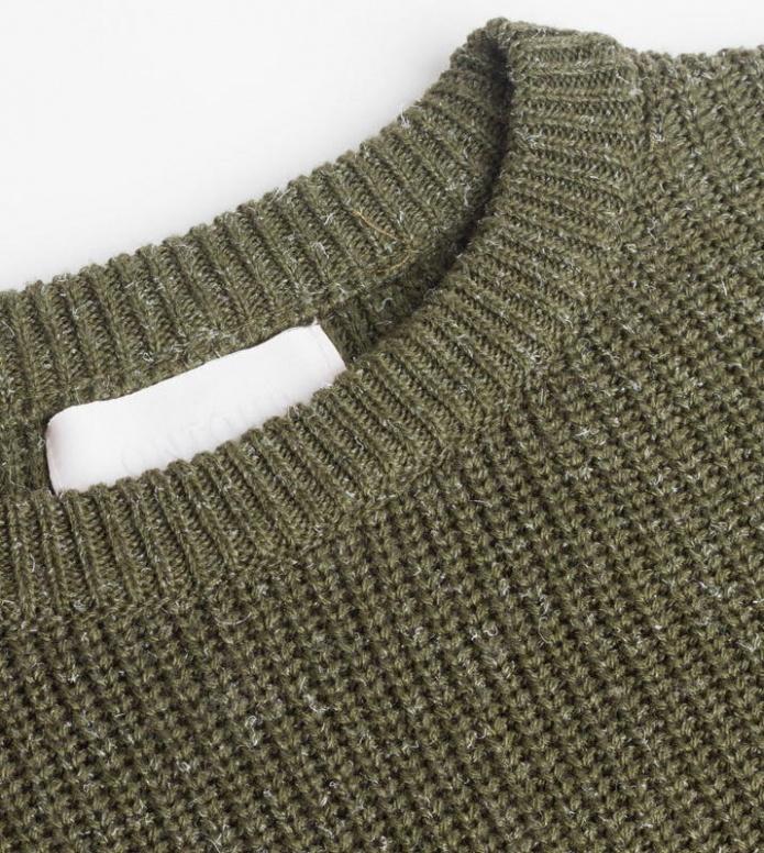 Ontour Ontour Knit Pullover Rope green leaf