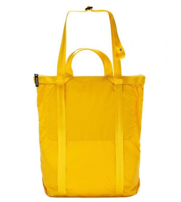 Qwstion Qwstion x Sibylle Stšckli Bag Travel Shopper yellow sun