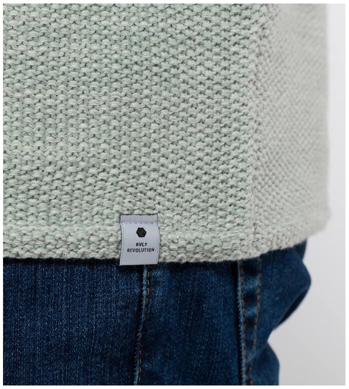 Revolution (RVLT) Revolution Knit Pullover 6009 green mint
