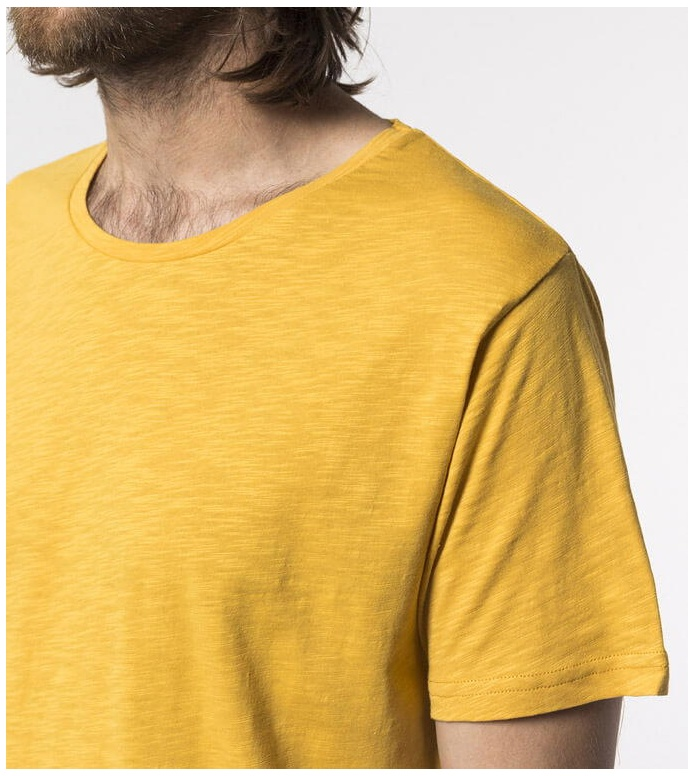 Revolution (RVLT) Revolution T-Shirt 1010 yellow