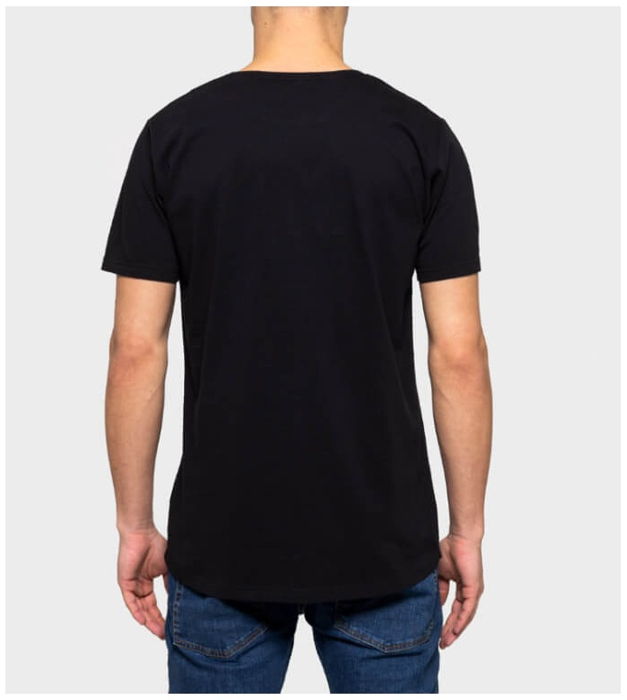 Revolution (RVLT) Revolution T-Shirt 1136 Chi black