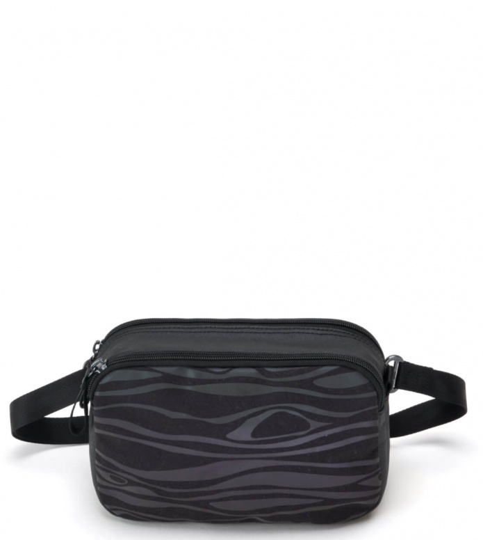 Qwstion Qwstion x Julian Zigerli Bag Hip Bag iridescent black