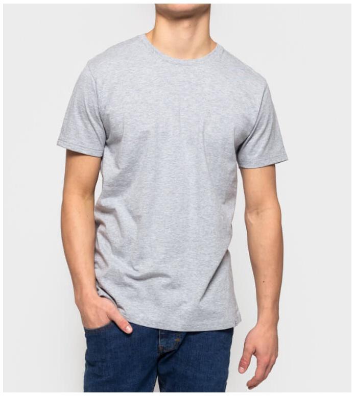 Revolution (RVLT) Revolution T-Shirt 1051 grey-melange
