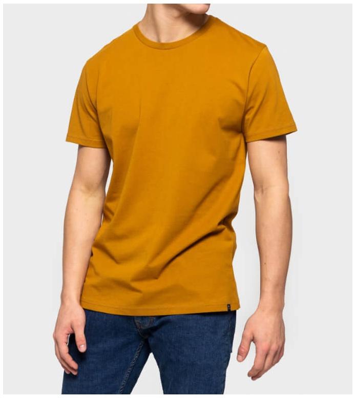 Revolution (RVLT) Revolution T-Shirt 1051 yellow