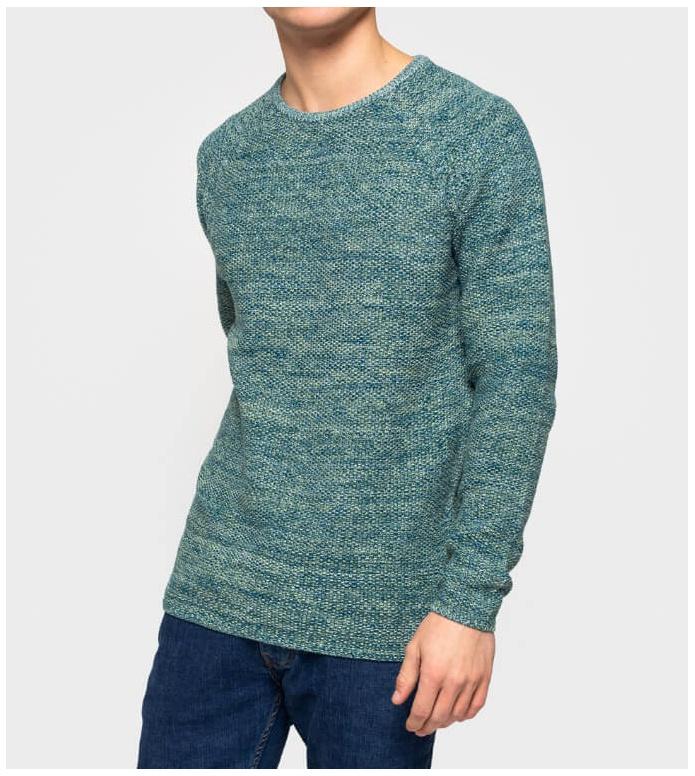 Revolution (RVLT) Revolution Knit Pullover 6293 green