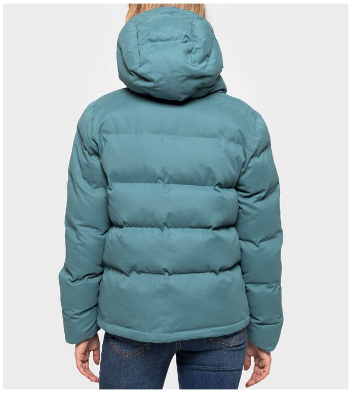 Selfhood Selfhood W Winterjacket 77124 Puffer green