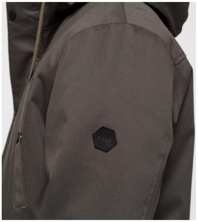 Revolution (RVLT) Revolution Winterjacket 7634 green army