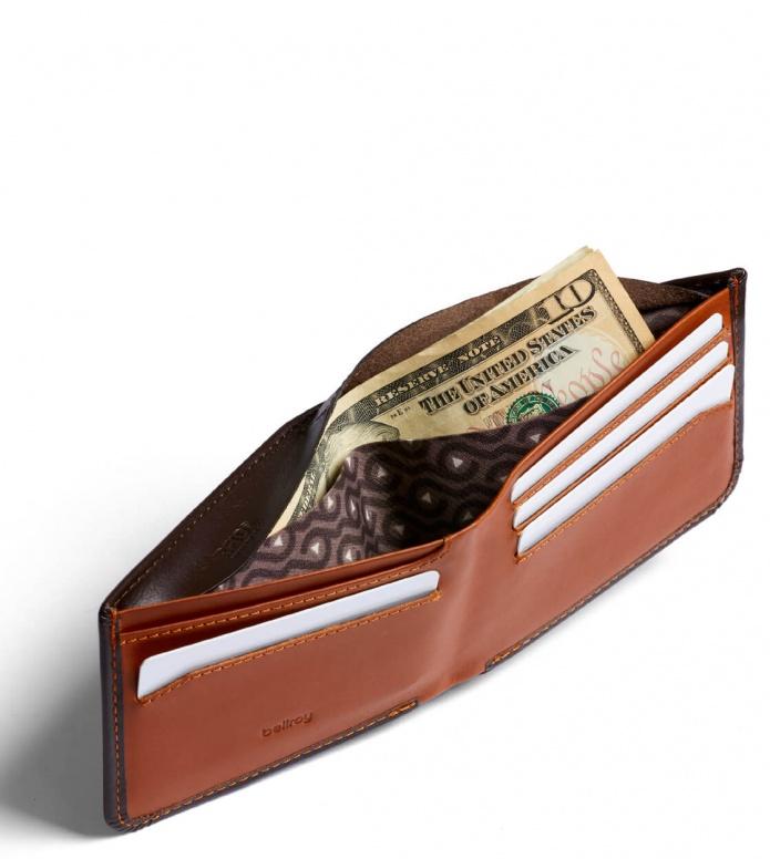 Bellroy Bellroy Wallet Hide & Seek LO RFID brown java