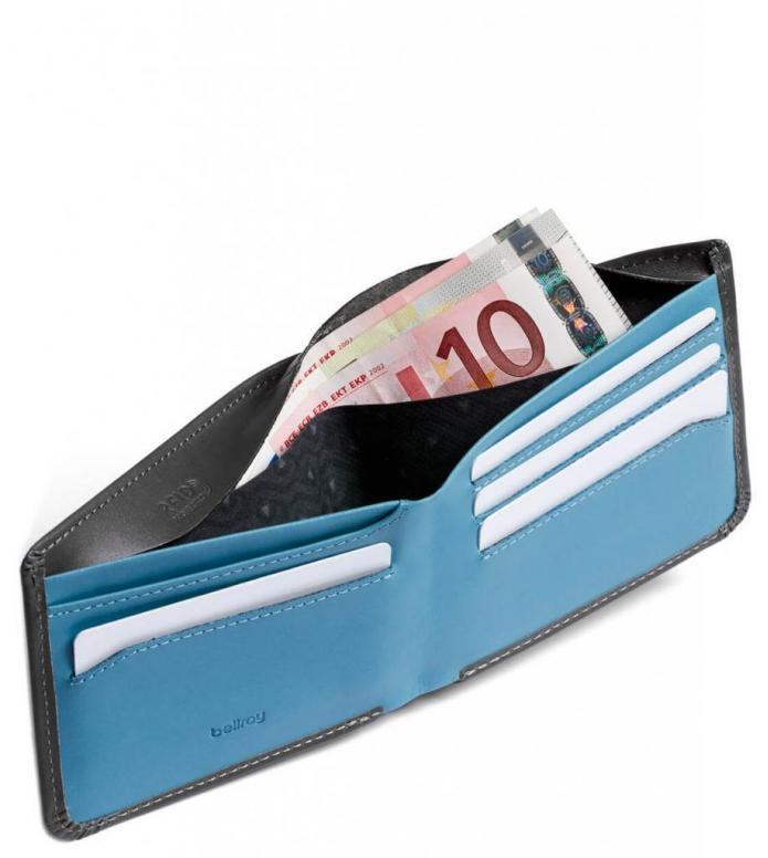Bellroy Bellroy Wallet Hide & Seek RFID grey charcoal
