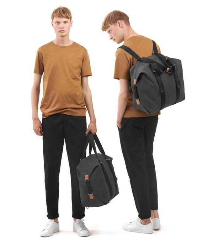 Qwstion Qwstion Bag Simple Holdall washed black