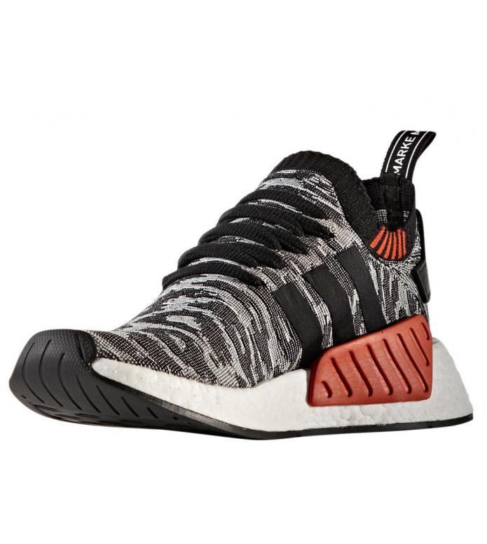 adidas Originals Adidas Shoes NMD R2 Primeknit grey/core black/footwear white