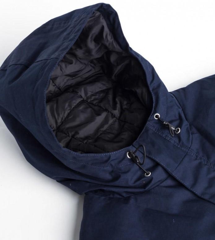 Ontour Ontour Winterjacket Wad blue midnight