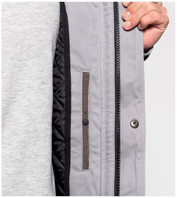 Revolution (RVLT) Revolution Winterjacket 7443 grey light