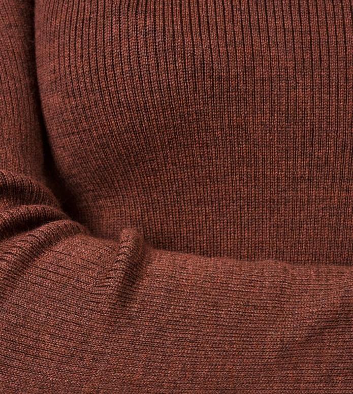 Klitmoller Collective Klitmoller W Knit Ingrid red bordeaux