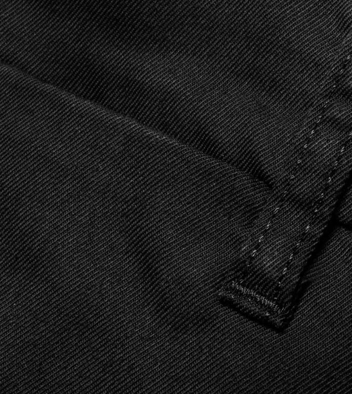 Carhartt WIP Carhartt WIP Pants Sid Quincy black rinsed