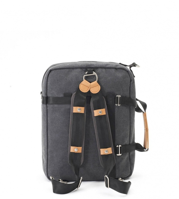 Qwstion Qwstion Bag Office Tote washed black