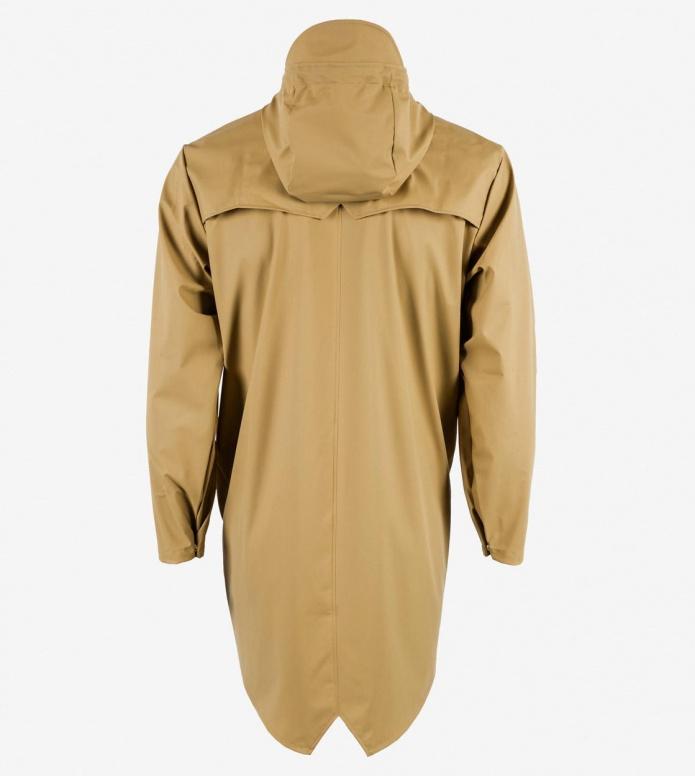 Rains Rains Rainjacket Long brown khaki