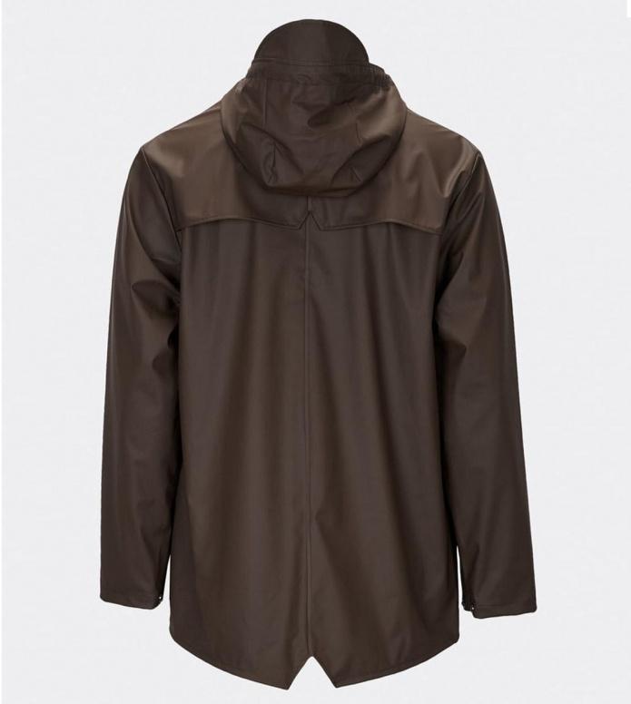 Rains Rains Rainjacket Short brown