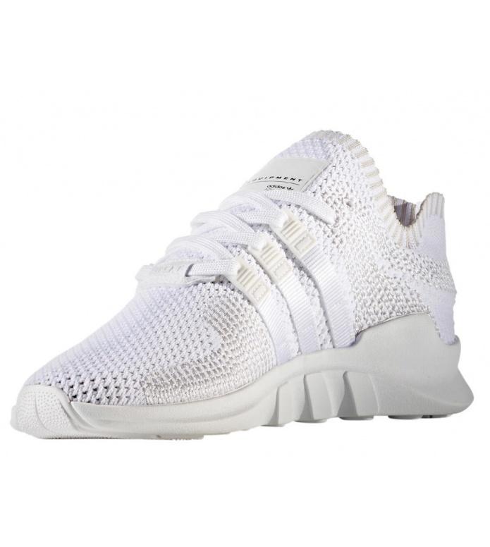 adidas Originals Adidas Shoes EQT Support ADV Primeknit white footwear/footwear white/sub green